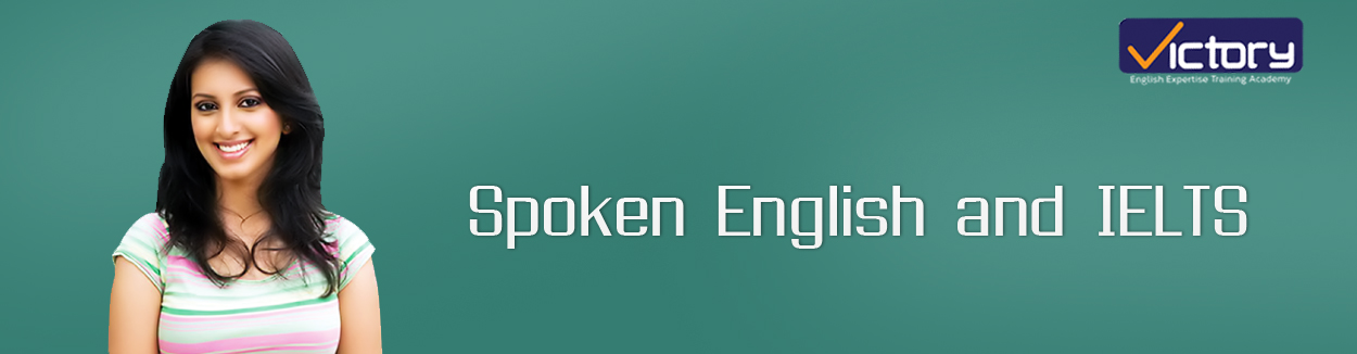 Spoken english and ILETS